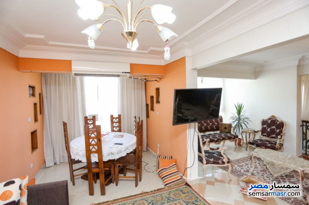 Photo 6 - Apartment 6 bedrooms 2 baths 278 sqm super lux For Sale Smoha Alexandira