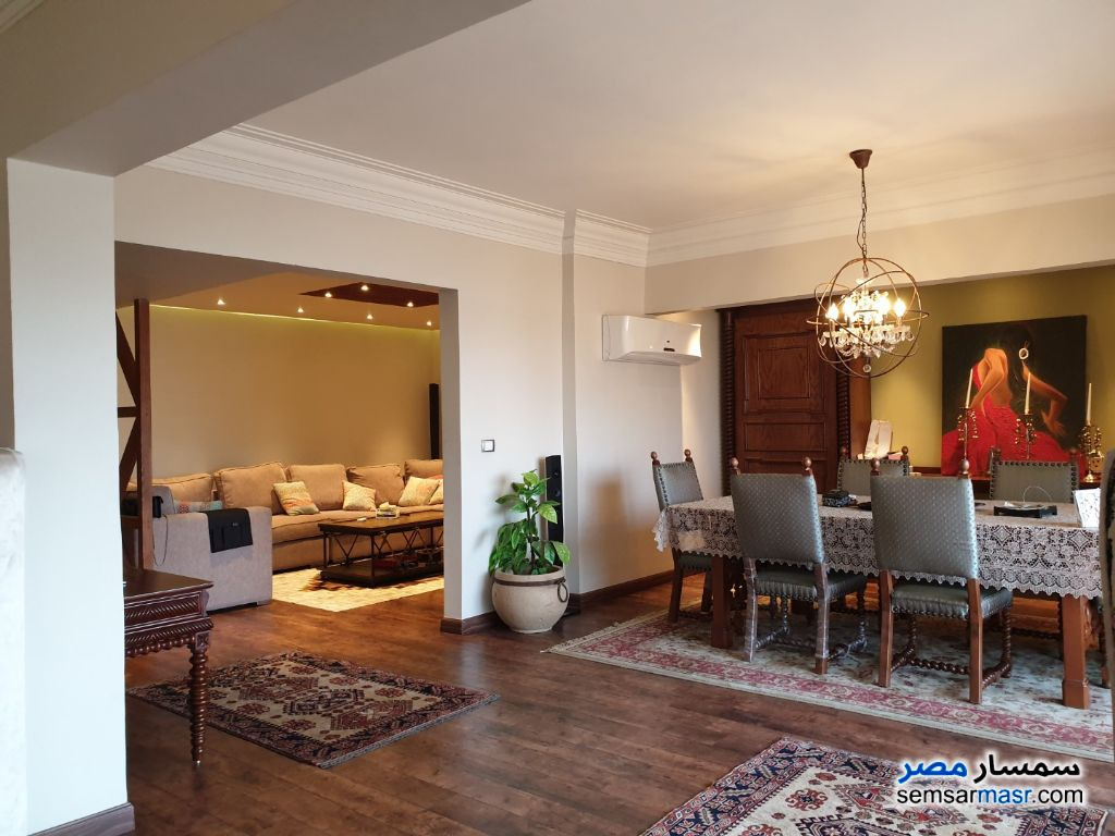 Photo 1 - Apartment 3 bedrooms 3 baths 280 sqm extra super lux For Sale Mohandessin Giza
