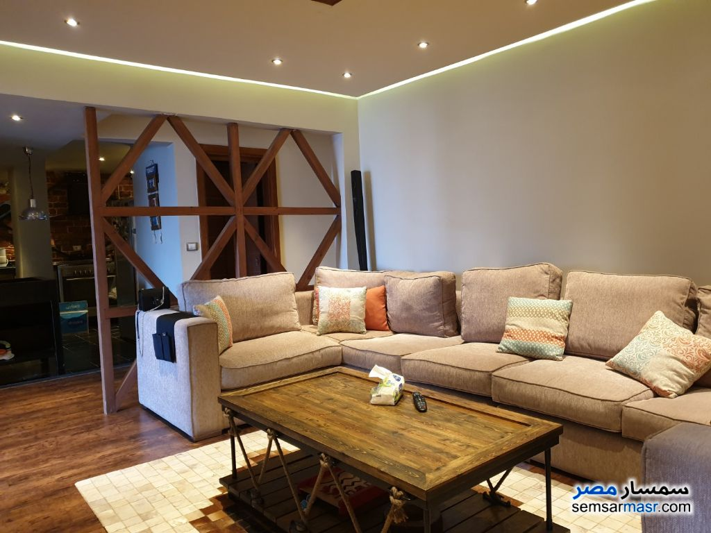 Photo 2 - Apartment 3 bedrooms 3 baths 280 sqm extra super lux For Sale Mohandessin Giza