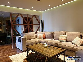 Apartment 3 bedrooms 3 baths 280 sqm extra super lux For Sale Mohandessin Giza - 2