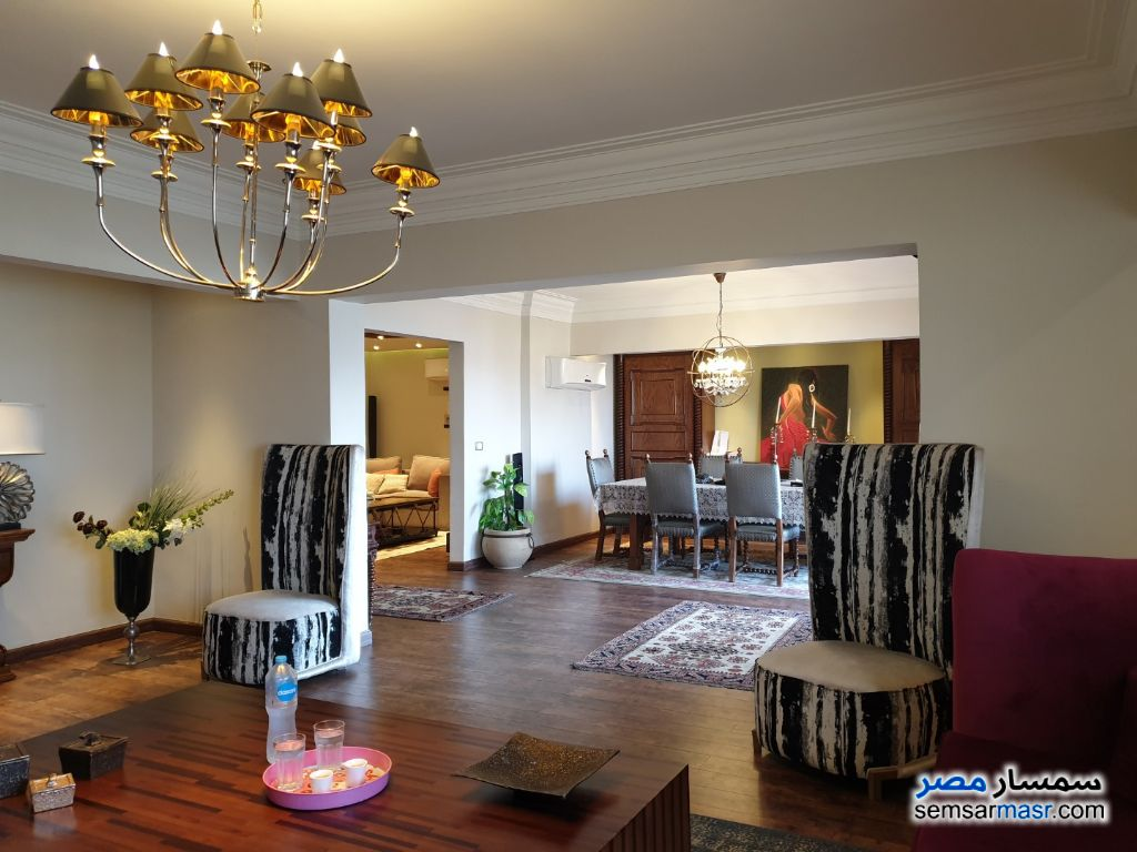 Photo 3 - Apartment 3 bedrooms 3 baths 280 sqm extra super lux For Sale Mohandessin Giza