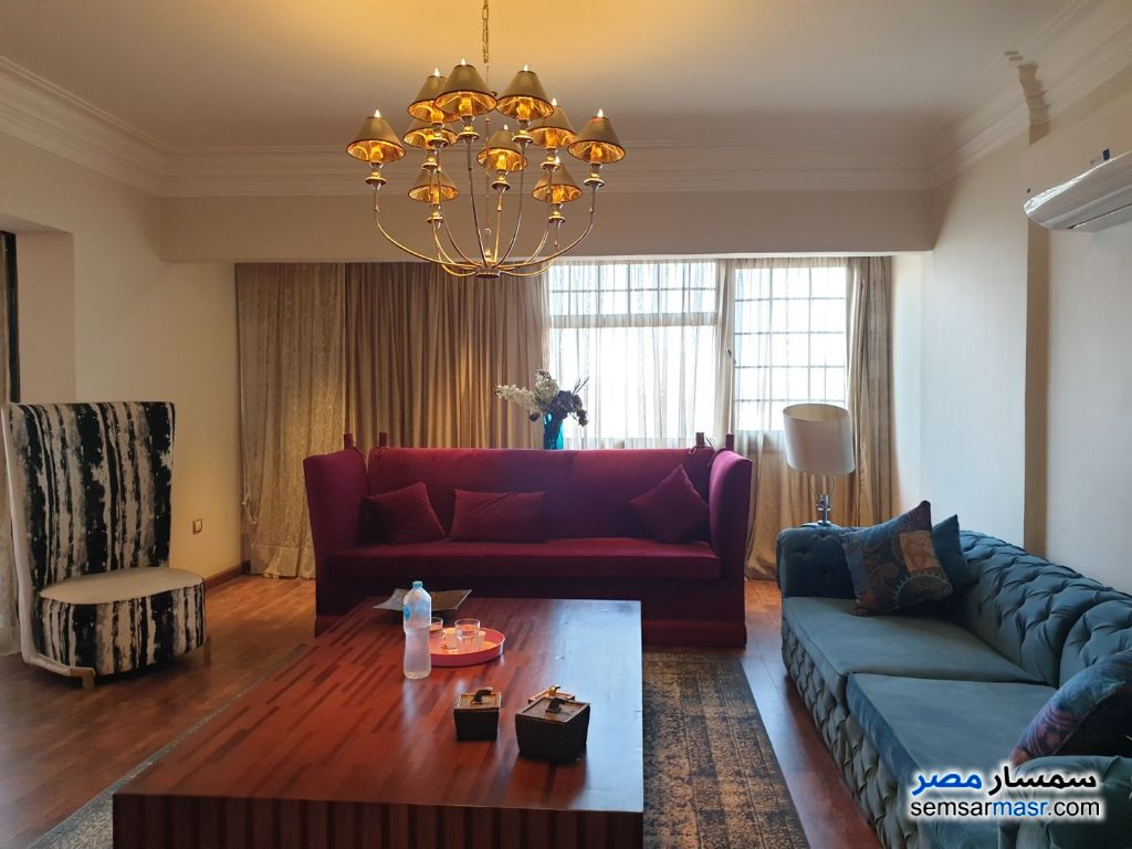 Photo 4 - Apartment 3 bedrooms 3 baths 280 sqm extra super lux For Sale Mohandessin Giza
