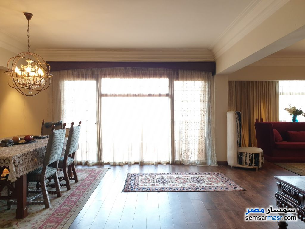 Photo 5 - Apartment 3 bedrooms 3 baths 280 sqm extra super lux For Sale Mohandessin Giza