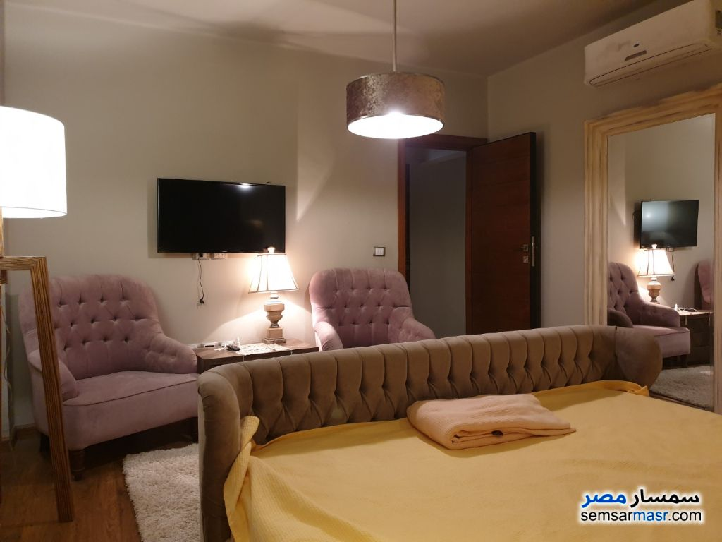 Photo 7 - Apartment 3 bedrooms 3 baths 280 sqm extra super lux For Sale Mohandessin Giza