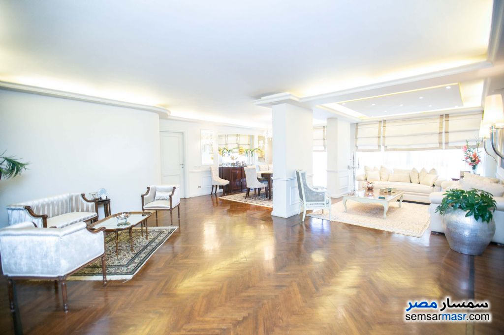 Photo 1 - Apartment 9 bedrooms 3 baths 315 sqm extra super lux For Sale Smoha Alexandira
