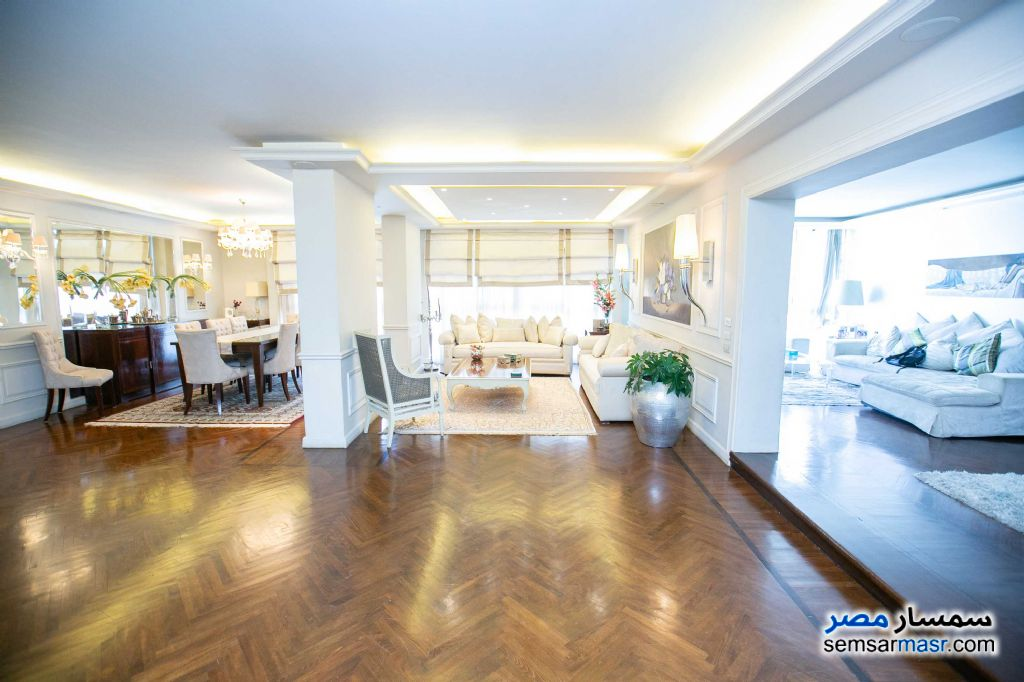 Photo 5 - Apartment 9 bedrooms 3 baths 315 sqm extra super lux For Sale Smoha Alexandira