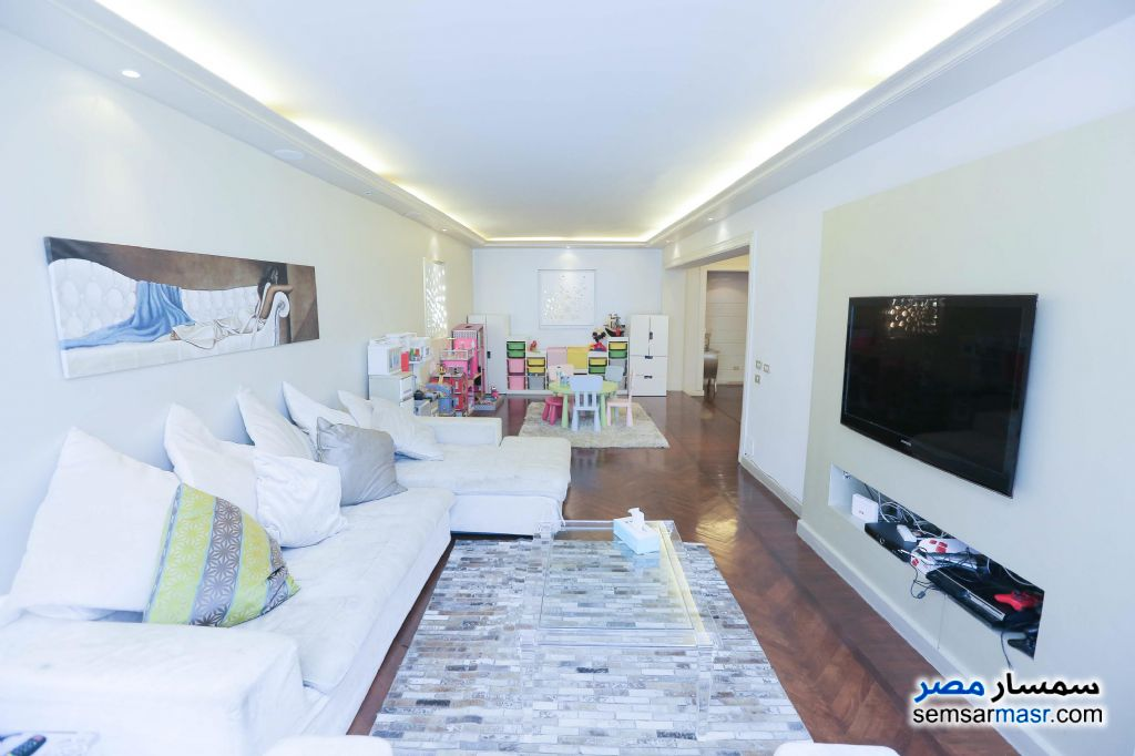 Photo 7 - Apartment 9 bedrooms 3 baths 315 sqm extra super lux For Sale Smoha Alexandira