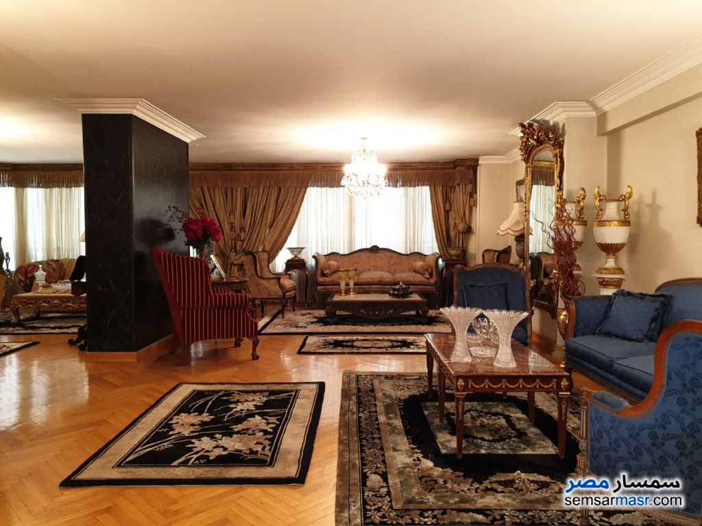Photo 1 - Apartment 5 bedrooms 2 baths 345 sqm super lux For Sale Mohandessin Giza