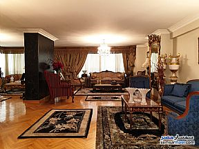 Apartment 5 bedrooms 2 baths 345 sqm super lux For Sale Mohandessin Giza - 1