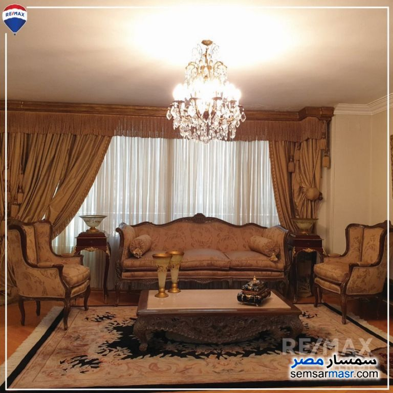 Photo 2 - Apartment 5 bedrooms 2 baths 345 sqm super lux For Sale Mohandessin Giza