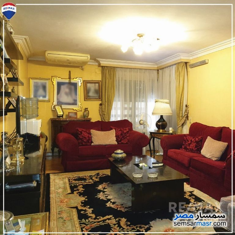 Photo 3 - Apartment 5 bedrooms 2 baths 345 sqm super lux For Sale Mohandessin Giza