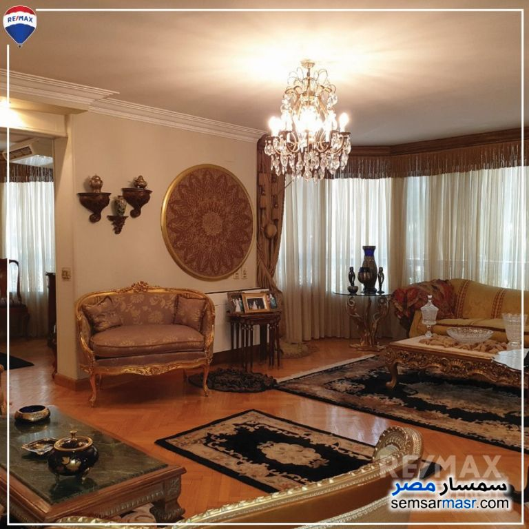 Photo 4 - Apartment 5 bedrooms 2 baths 345 sqm super lux For Sale Mohandessin Giza