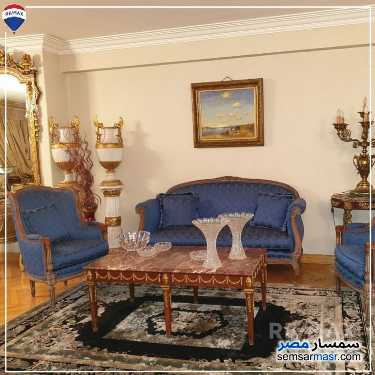 Photo 6 - Apartment 5 bedrooms 2 baths 345 sqm super lux For Sale Mohandessin Giza