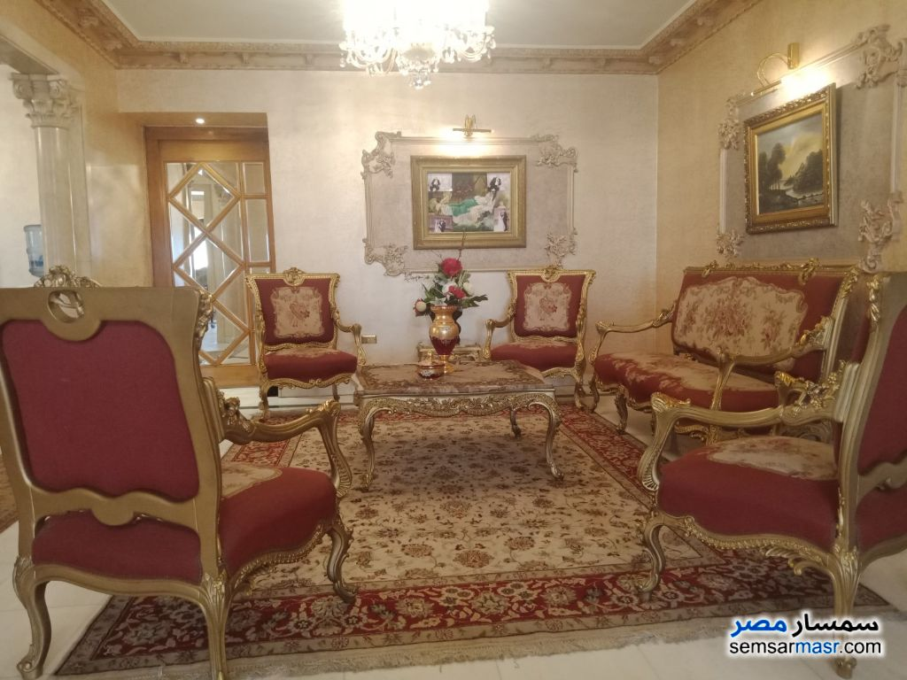 Photo 2 - Apartment 4 bedrooms 3 baths 368 sqm super lux For Sale Dokki Giza