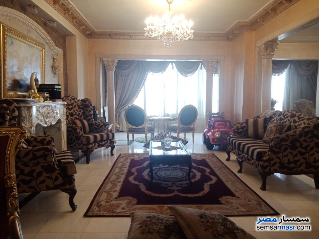 Photo 3 - Apartment 4 bedrooms 3 baths 368 sqm super lux For Sale Dokki Giza