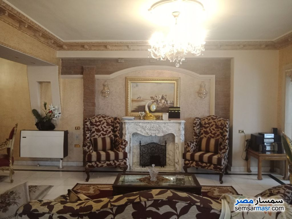 Photo 6 - Apartment 4 bedrooms 3 baths 368 sqm super lux For Sale Dokki Giza