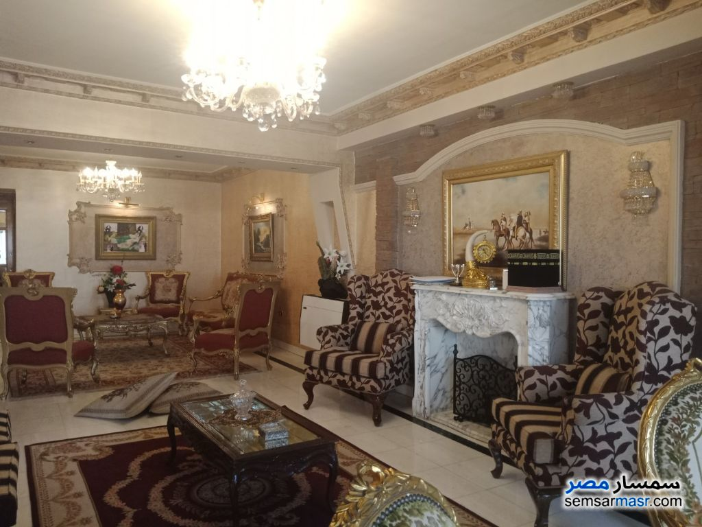 Photo 7 - Apartment 4 bedrooms 3 baths 368 sqm super lux For Sale Dokki Giza