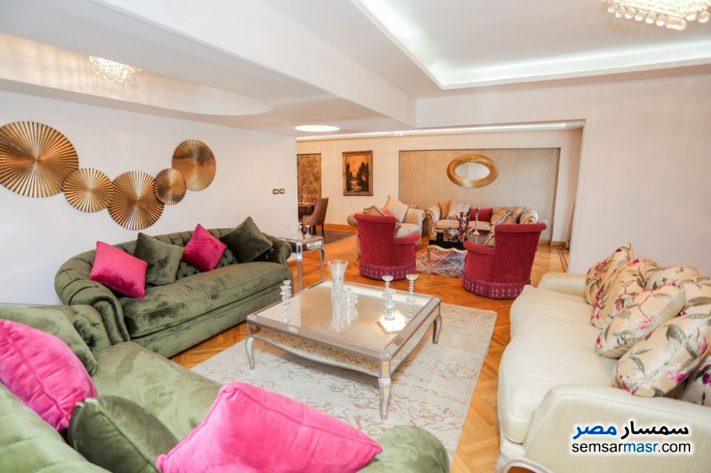 Photo 1 - Apartment 5 bedrooms 4 baths 380 sqm super lux For Sale Zezenia Alexandira