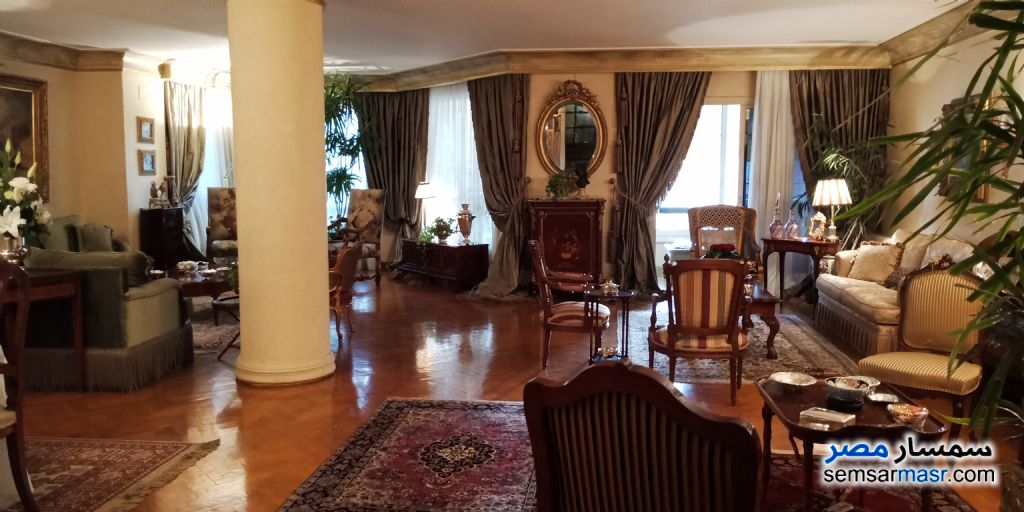 Photo 3 - Apartment 6 bedrooms 3 baths 250 sqm extra super lux For Sale Mohandessin Giza
