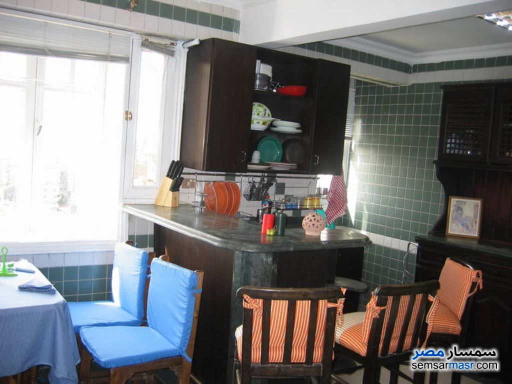 Photo 2 - Apartment 2 bedrooms 2 baths 200 sqm extra super lux For Sale Maadi Cairo