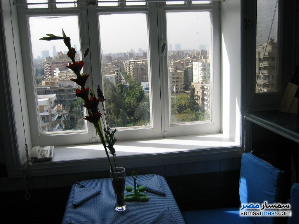 Photo 4 - Apartment 2 bedrooms 2 baths 200 sqm extra super lux For Sale Maadi Cairo