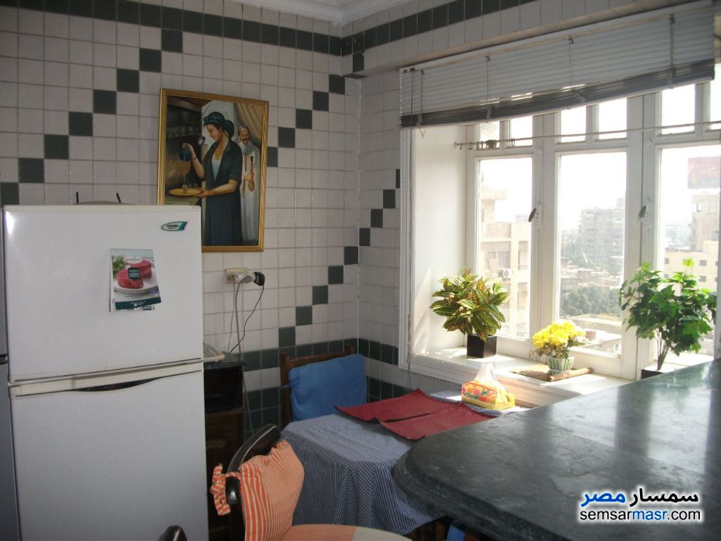 Photo 6 - Apartment 2 bedrooms 2 baths 200 sqm extra super lux For Sale Maadi Cairo