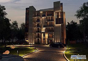 Ad Photo: Apartment 2 bedrooms 2 baths 126 sqm without finish in October Gardens  6th of October