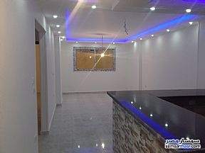 Ad Photo: Apartment 2 bedrooms 1 bath 105 sqm extra super lux in Hadayek Al Ahram  Giza