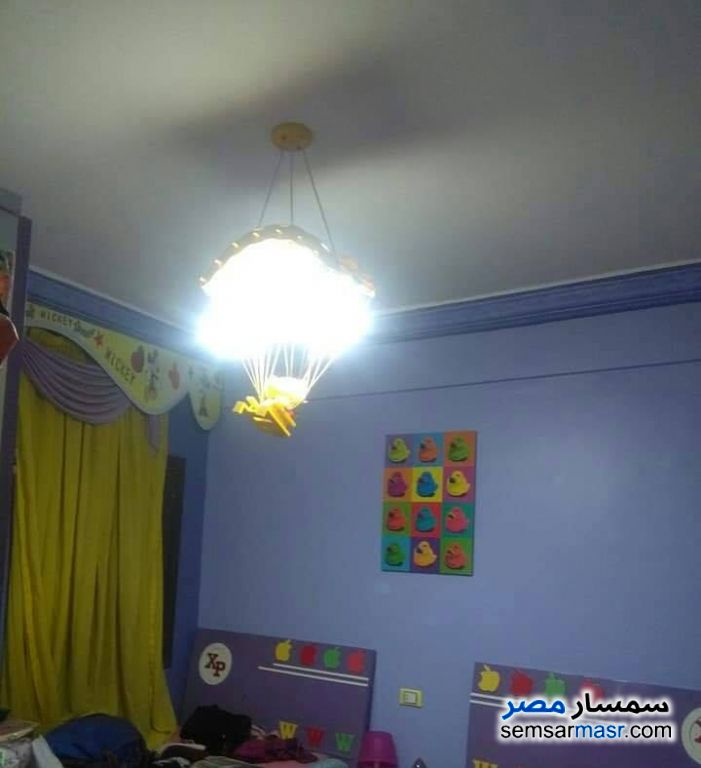 Photo 2 - Apartment 3 bedrooms 1 bath 135 sqm super lux For Sale Zagazig Sharqia