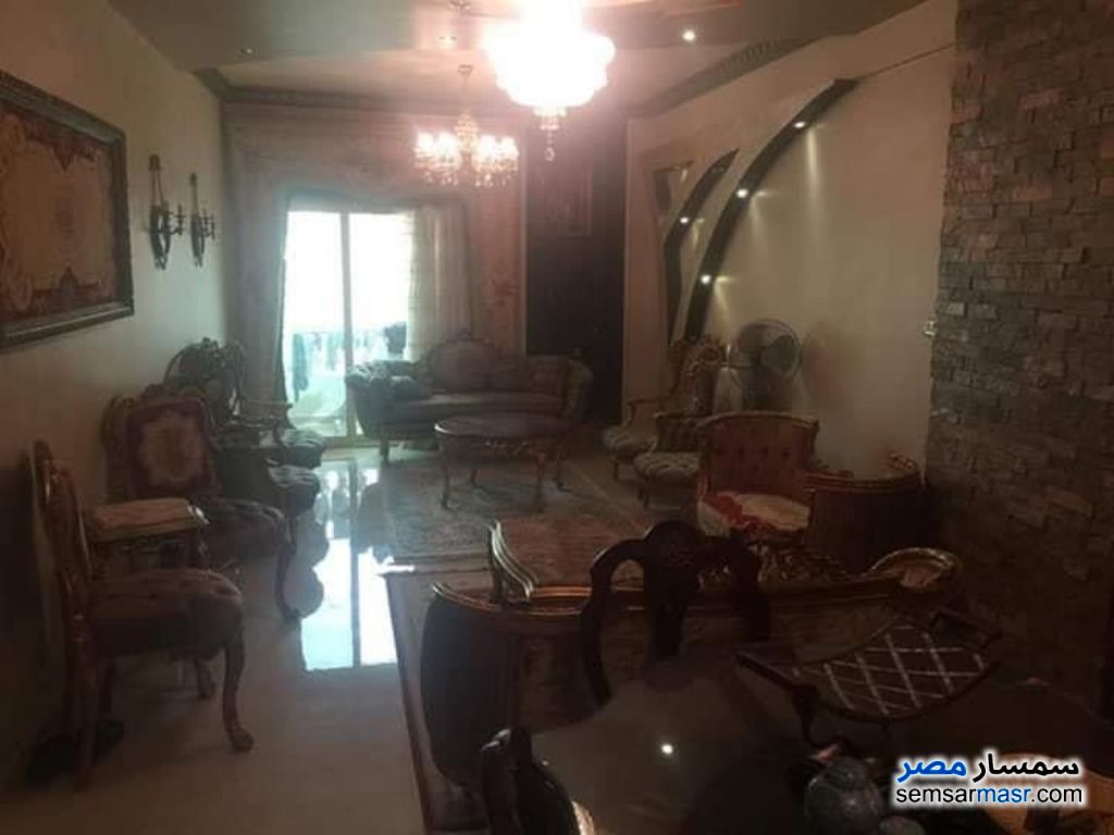 Photo 4 - Apartment 3 bedrooms 1 bath 135 sqm super lux For Sale Zagazig Sharqia