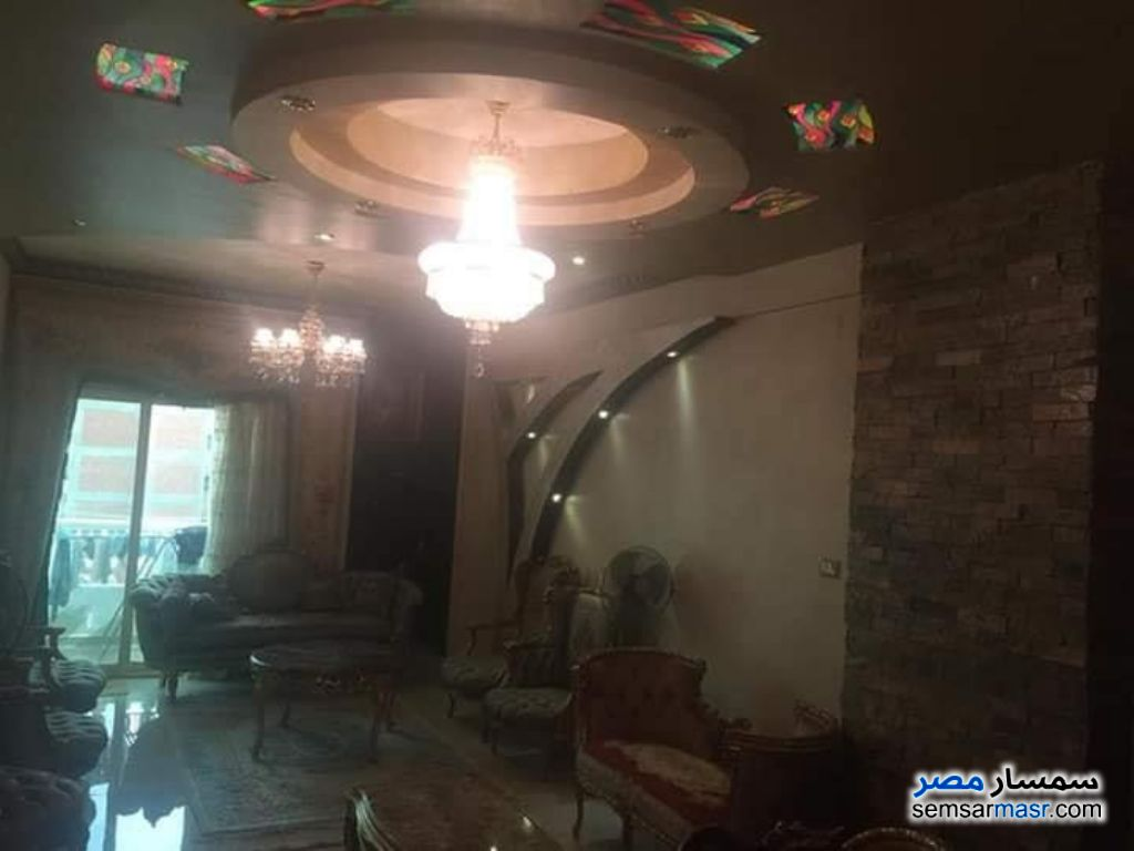 Photo 5 - Apartment 3 bedrooms 1 bath 135 sqm super lux For Sale Zagazig Sharqia