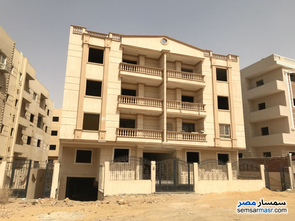 Photo 1 - Apartment 3 bedrooms 2 baths 200 sqm semi finished For Sale Shorouk City Cairo