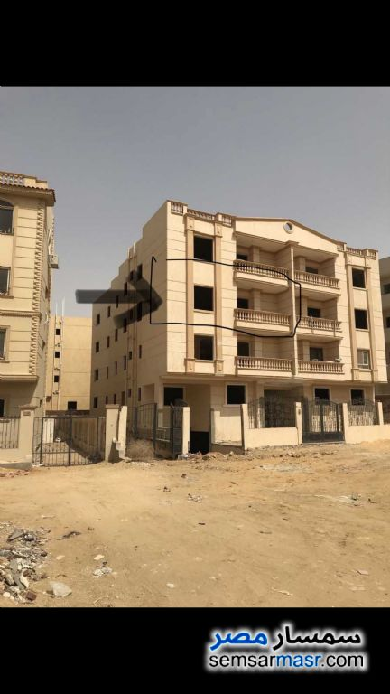 Photo 2 - Apartment 3 bedrooms 2 baths 200 sqm semi finished For Sale Shorouk City Cairo
