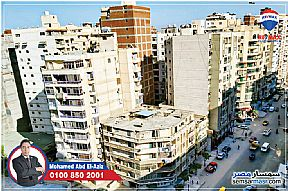 Ad Photo: Apartment 3 bedrooms 2 baths 160 sqm semi finished in Seyouf  Alexandira