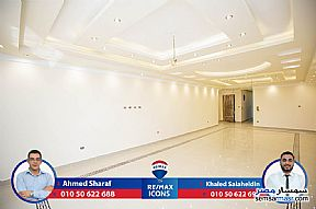 Ad Photo: Apartment 3 bedrooms 2 baths 200 sqm extra super lux in Wabor Al Maya  Alexandira