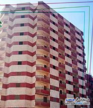 Ad Photo: Apartment 3 bedrooms 1 bath 200 sqm without finish in Al Salam City  Cairo