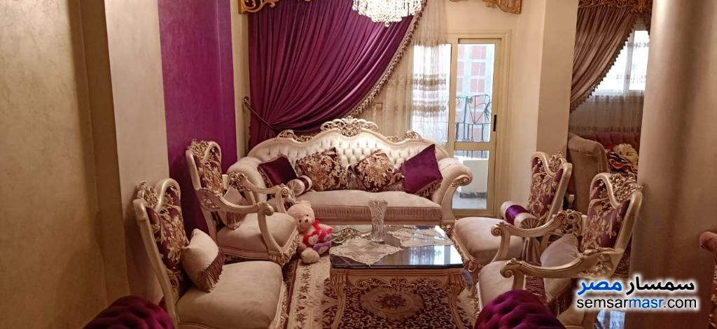 Photo 3 - Apartment 3 bedrooms 1 bath 135 sqm extra super lux For Sale Zagazig Sharqia