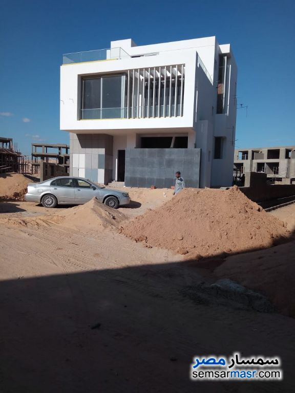 Ad Photo: Apartment 3 bedrooms 3 baths 177 sqm semi finished in Sheikh Zayed  6th of October