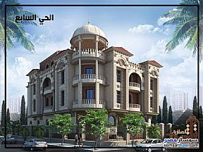 Ad Photo: Apartment 3 bedrooms 3 baths 185 sqm semi finished in El Ubour City  Qalyubiyah
