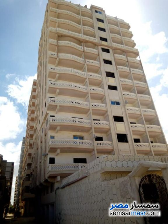 Photo 4 - Apartment 2 bedrooms 1 bath 75 sqm without finish For Sale Agami Alexandira