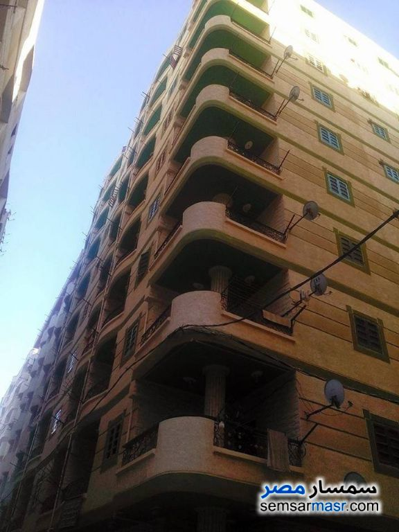 Photo 10 - Apartment 2 bedrooms 1 bath 80 sqm without finish For Sale Agami Alexandira