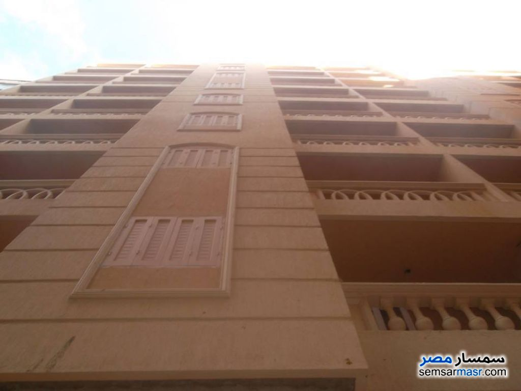 Photo 11 - Apartment 2 bedrooms 1 bath 80 sqm without finish For Sale Agami Alexandira