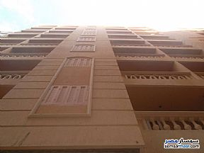 Apartment 2 bedrooms 1 bath 80 sqm without finish For Sale Agami Alexandira - 11