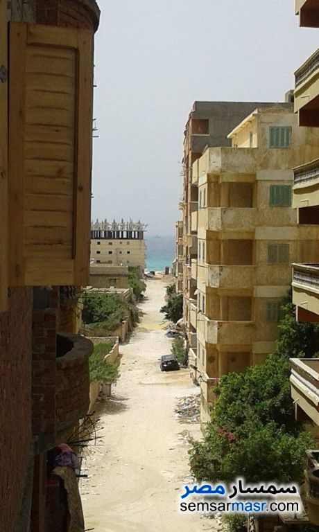 Photo 18 - Apartment 2 bedrooms 1 bath 80 sqm without finish For Sale Agami Alexandira