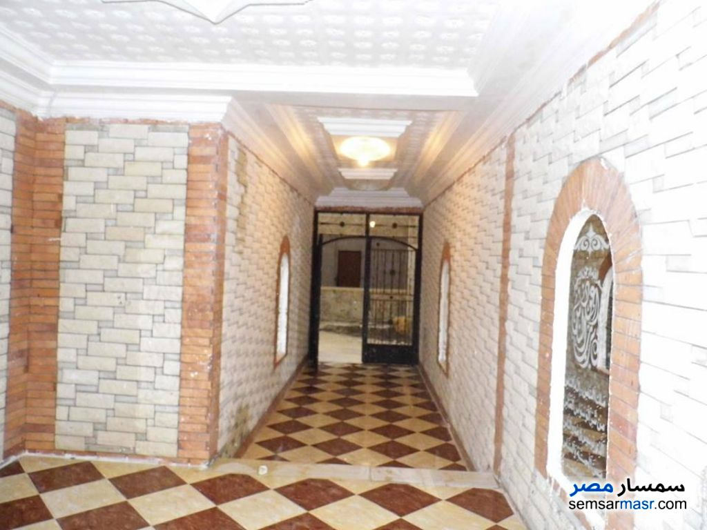 Photo 21 - Apartment 2 bedrooms 1 bath 80 sqm without finish For Sale Agami Alexandira