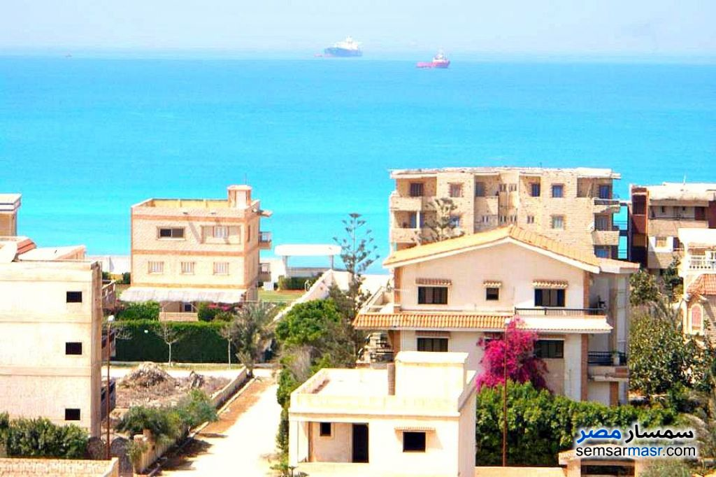 Photo 6 - Apartment 2 bedrooms 1 bath 80 sqm without finish For Sale Agami Alexandira