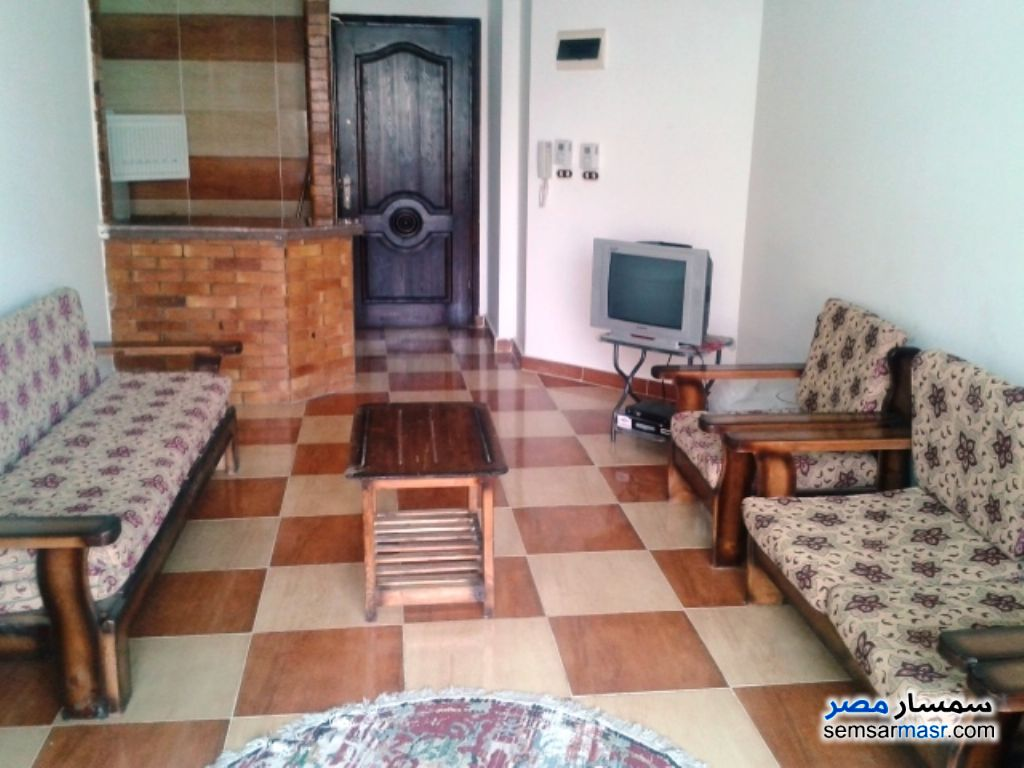 Photo 1 - Apartment 2 bedrooms 1 bath 90 sqm super lux For Rent Agami Alexandira