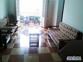 Apartment 2 bedrooms 1 bath 90 sqm super lux For Rent Agami Alexandira - 2