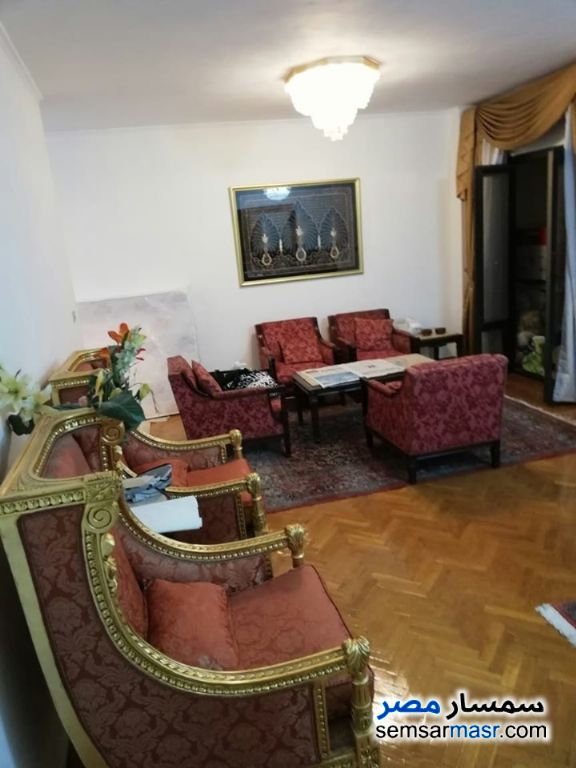 Photo 2 - Apartment 2 bedrooms 2 baths 150 sqm super lux For Rent Maadi Cairo