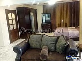 Apartment 5 bedrooms 2 baths 160 sqm extra super lux For Rent Mohandessin Giza - 1